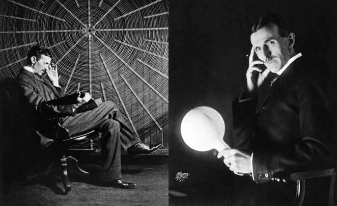 Никола Тесла и его изобретения