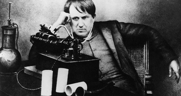 Томас Эдисон и его изобретения