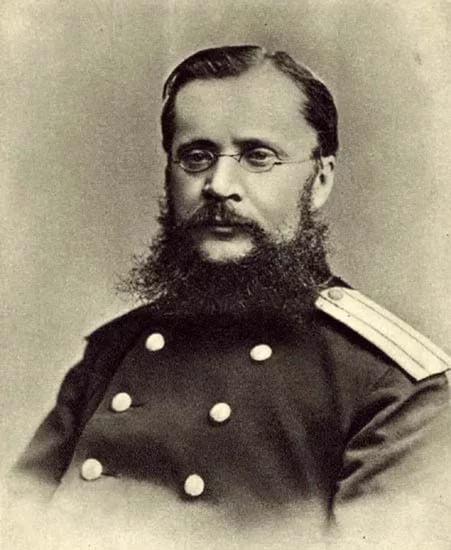 Павел Николаевич Яблочков - изобретатель дуговой лампы