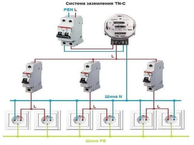 Неправильно, но наглядно и условные обозначения в электрических схемах не нужны