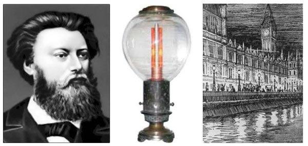 Яблочков Павел Николаевич и его изобретения