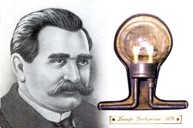 Александр Николаевич Ладагин и его лампа накаливания