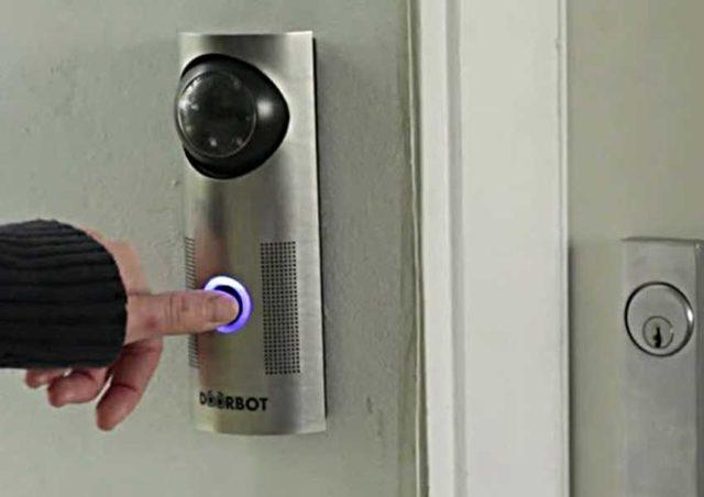 Не всякий дверной звонок - простое устройство