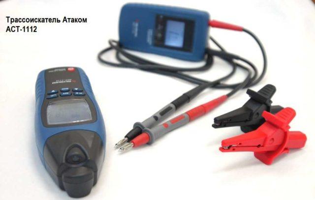 Трассоискатель - отличные прибор для поиска скрытой проводки