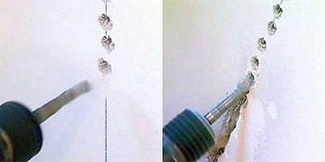 Как использовать дрель для штроб