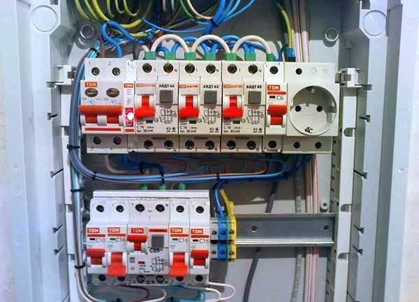 Современная система электроснабжения дома или квартиры