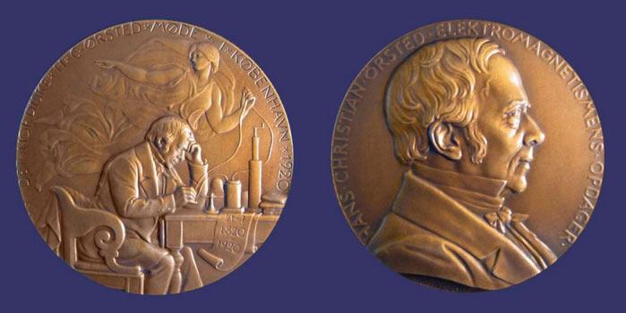 Медаль Эрстеда