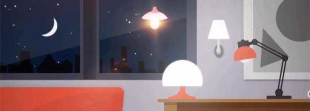 Освещение в доме должно быть уютным, удобным... желательно - экономичным