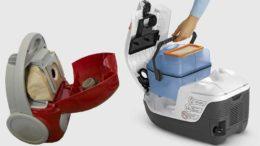 Прежде чем выбрать пылесос, решите, с мешком он будет или контейнером
