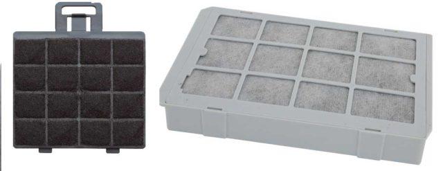 Угольный фильтр - дополнительная ступень для очистки воздуха от запахов
