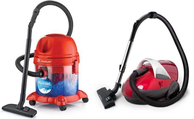 Пылесосы с водяными фильтрами лучше очищают воздух
