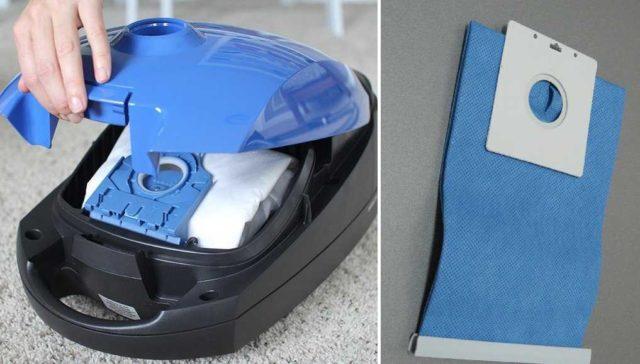 Нужен дешевый пылесос - ищите с мешком