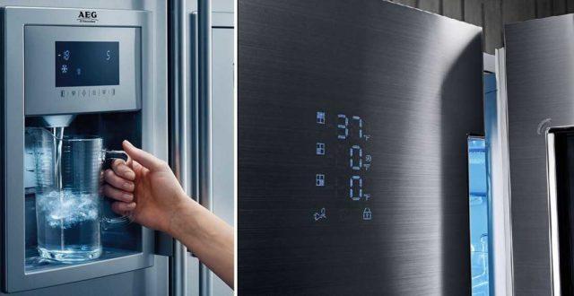 Дополнительные возможности холодильников становятся все шире