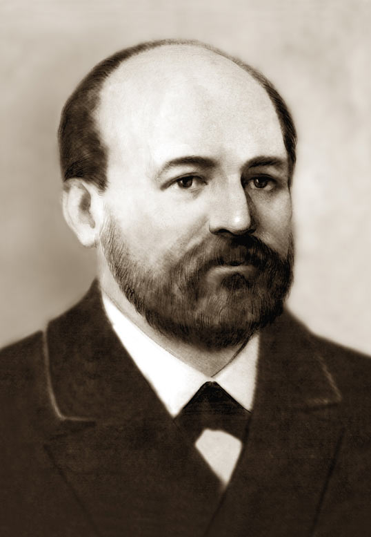 Лачинов Дмитрий Александрович - русский физик и электротехник