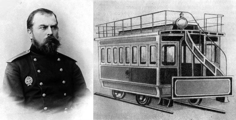 Федор Аполлонович Пироцкий - биография и изобретения