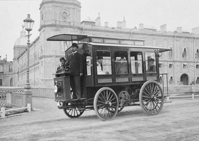 Ипполит Владимирович Романов - изобретатель первого российского электромобиля и электрического омнибуса