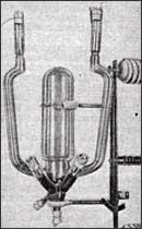 Ртутная колба для выпрямителя, изготовленная в Нижегородской радиолаборатории