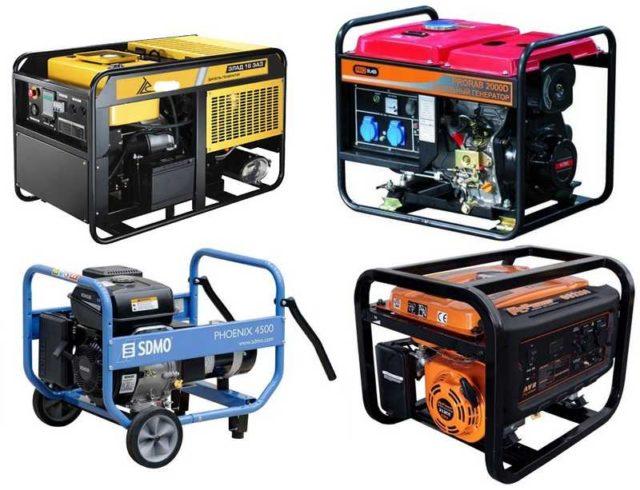 Какой генератор выбрать для дома? Проблема...