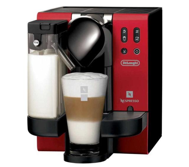 Бытовая кофемашина Delonghi EN 660 R