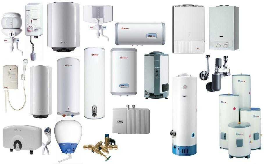 какой фирмы выбрать водонагреватель накопительный электрический