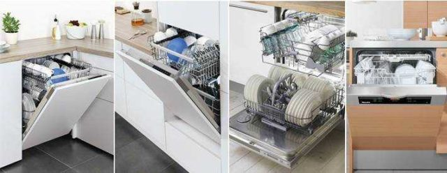 Насколько хорошо машина моет и сушит посуду зависит еще о того, как вы разложили тарелки/кастрюли/противни
