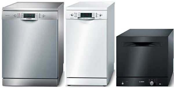 Выбрать посудомоечную машину по размеру несложно. Но это - только начало