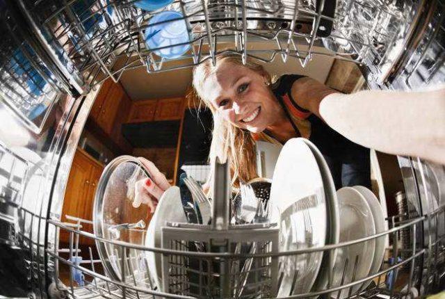 Главное - чтобы посуда была чистой