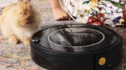Если в доме у вас длинношерстные животные, ищите модели автоматических пылесосов для дома с животными. В их названии может присутствовать английской слово pet, обозначающее домашних питомцев