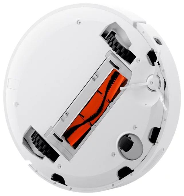 Робот-пылесос Xiaomi Mi Robot Vacuum Cleaner (Global), белый