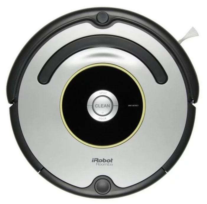 Робот-пылесос средней ценовой категории iRobot Roomba 616