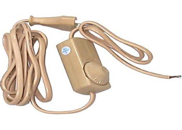 Диммер на шнуре к лампе