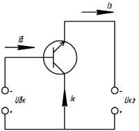 Схема включения с общим коллектором