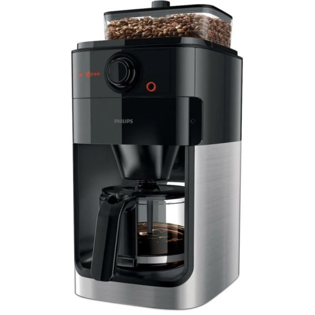 Кофемашина Philips HD7767 Grind & Brew
