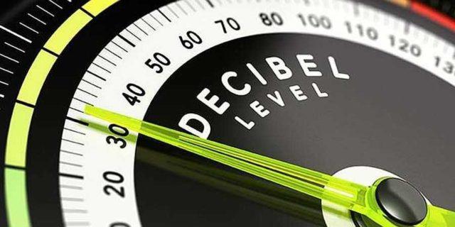 Понятие децибела