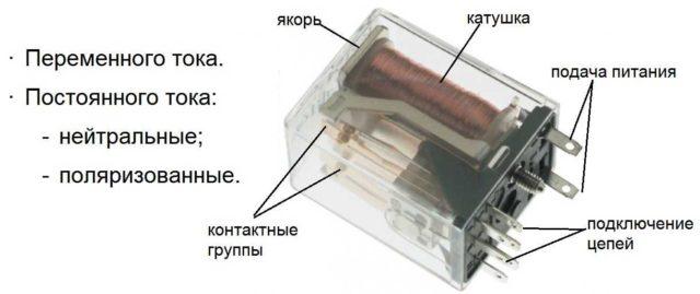 Как работают электромагнитные реле, какие бывают, как выбрать и проверить