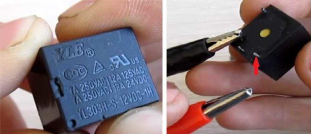 Как проверить обмотку электромагнитного реле