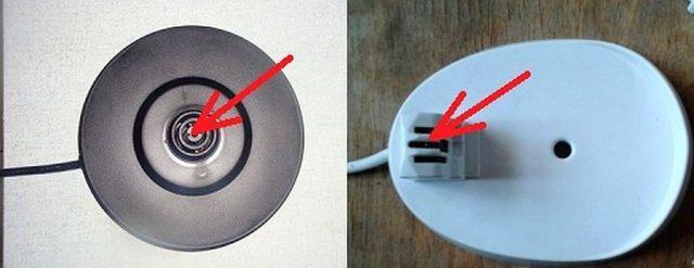 Какой может быть контактная колодка на подставке электрического чайника