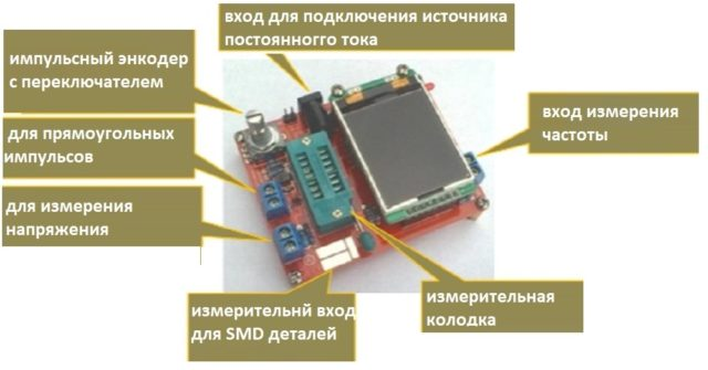 Тестер транзисторов - одно из названий