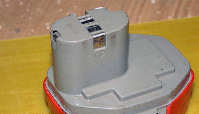 Аккумулятор шуруповёрта