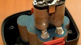 Восстановить аккумуляторную батарею шуруповерта