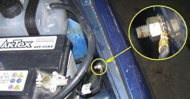 Где взять минус для подключения сабвуфера или усилителя