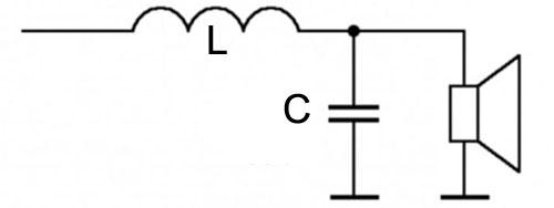 lc фильтр для саба
